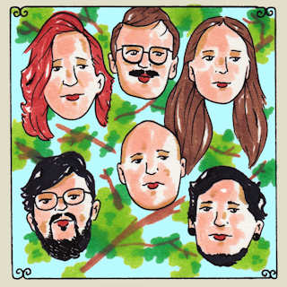 Charlie & The Foxtrots at Daytrotter Studio on Mar 20, 2015