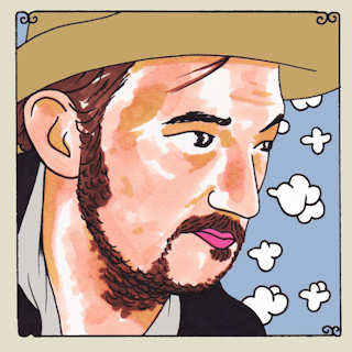 Adam Klein at Daytrotter Studio on Jun 17, 2015