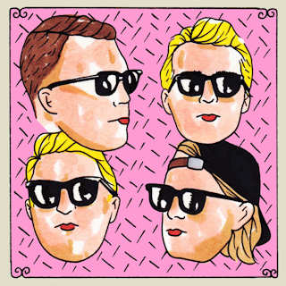 CRUISR at Daytrotter Studio on Apr 6, 2015