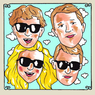 Dead Horses at Daytrotter Studio on Mar 31, 2015