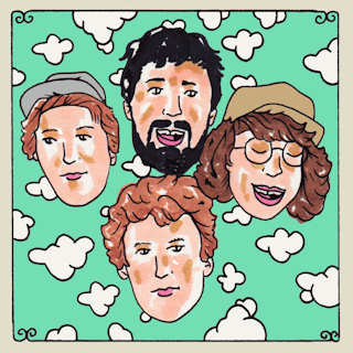 Dolores at Daytrotter Studio on Mar 31, 2015