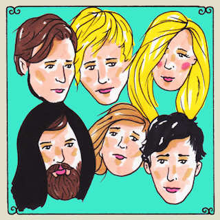Enemy Planes at Daytrotter Studio on Jun 18, 2015