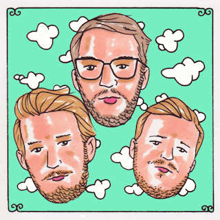 Fury Things at Daytrotter Studio on May 14, 2015