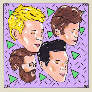 Glass Oaks at Daytrotter Studio on Apr 30, 2015