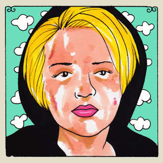 Hannah Fair at Daytrotter Studio on Jun 4, 2015