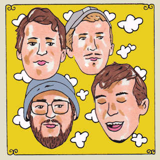 Ladders at Daytrotter Studio on Apr 3, 2015