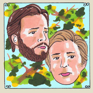 The Meadows Brothers at Daytrotter Studio on Jun 1, 2015