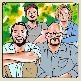 Microwave at Daytrotter Studio on Apr 14, 2015
