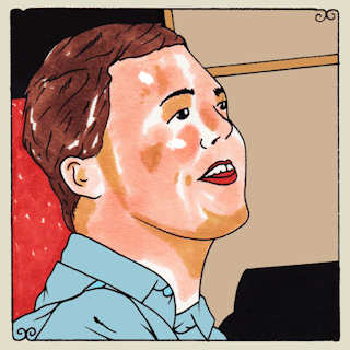 Samuel Proffitt at Daytrotter Studio on Apr 21, 2015