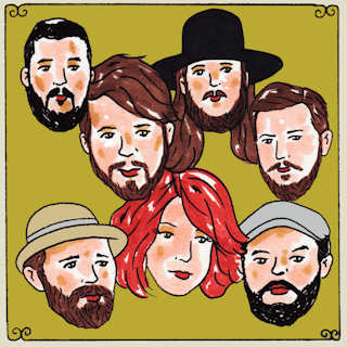 Sister Sparrow and the Dirty Birds at Daytrotter Studio on Apr 21, 2015