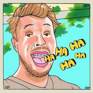 Brooks Wheelan at Daytrotter Studio on Apr 29, 2015