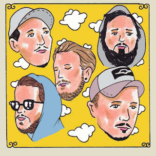 Funeral For A Friend at Daytrotter Studio on Apr 30, 2015