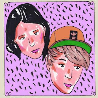 Bernard + Edith at 2KHz on May 4, 2015