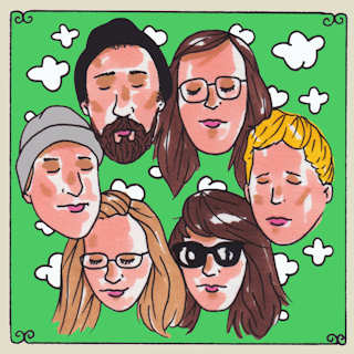 Friend Roulette at Daytrotter Studio on May 5, 2015