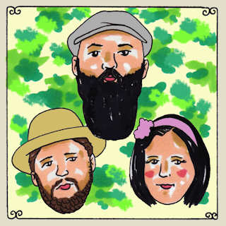 Reverend Peyton's Big Damn Band at Daytrotter Studio on May 6, 2015