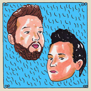 The Mobros at Daytrotter Studio on May 14, 2015