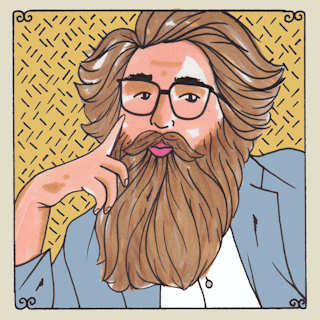 Ben Caplan at Daytrotter Studio on May 19, 2015