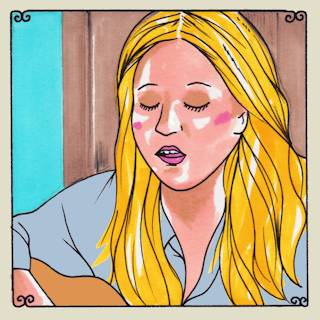 Sara Rachele at Daytrotter Studio on May 25, 2015