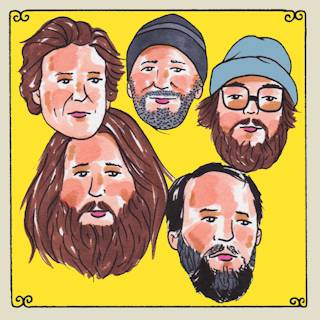Built To Spill at Daytrotter Studio on Jun 1, 2015