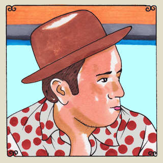 Gill Landry at Daytrotter Studio on Jun 3, 2015