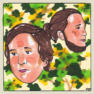 The DuPont Brothers at Daytrotter Studio on Jun 3, 2015