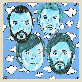 Paperhaus at Daytrotter Studio on Jun 3, 2015