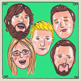 Trout Steak Revival at Daytrotter Studio on Jun 4, 2015