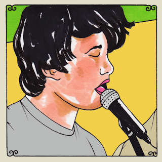 Trevor Sensor at Daytrotter Studio on Jun 5, 2015