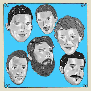 The Ridgebacks at Daytrotter Studio on Jun 8, 2015