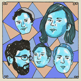 Mooner at Daytrotter Studio on Jun 11, 2015