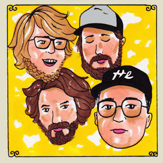 Thunder/Dreamer at Daytrotter Studio on Jun 11, 2015