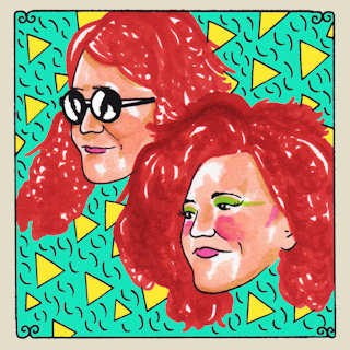 White Mystery at Daytrotter Studio on Jun 16, 2015