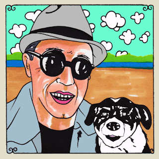 Freedy Johnston at Daytrotter Studio on Jun 26, 2015