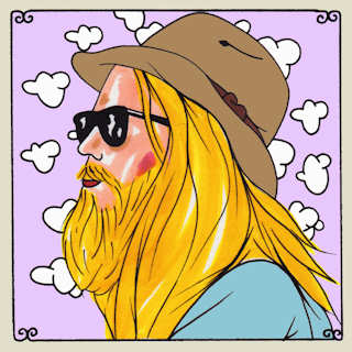 Stu Larsen at Daytrotter Studio on Jun 29, 2015