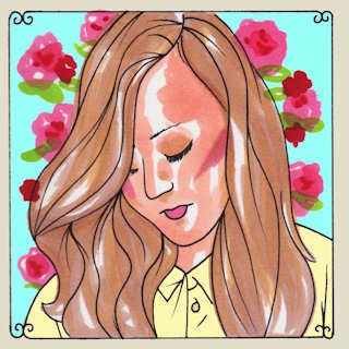 Emily Hearn at Daytrotter Studio on Jul 23, 2015