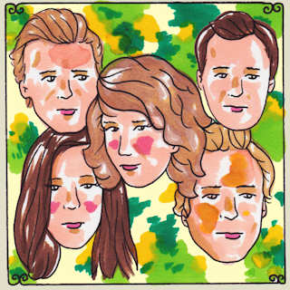 Fireships at Daytrotter Studio on Jul 27, 2015