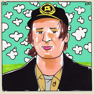 Jeremiah Daly at Daytrotter Studio on Jul 28, 2015