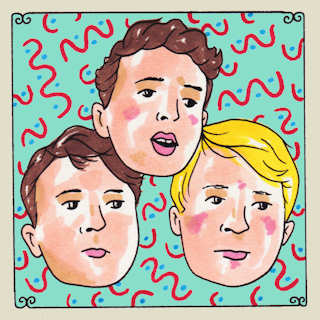 Happyness at Daytrotter Studio on Jul 29, 2015