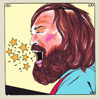 The 4onthefloor at Daytrotter Studio on Jul 29, 2015