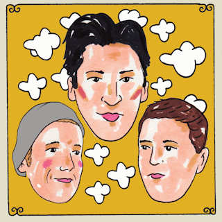 Chrash at Daytrotter Studio on Aug 7, 2015