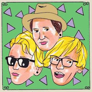 The Dead Woods at Daytrotter Studio on Aug 10, 2015