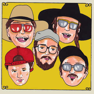 Mail The Horse at Daytrotter Studio on Aug 11, 2015