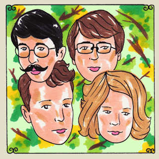 The Elwins at Daytrotter Studio on Aug 13, 2015