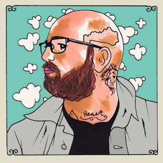 Jeremy Pinnell at Daytrotter Studio on Aug 20, 2015