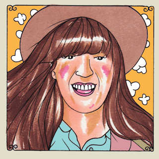Caitlin Mahoney at Daytrotter Studio on Aug 21, 2015