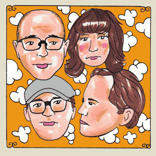 The Orange Peels at Daytrotter Studio on Aug 26, 2015