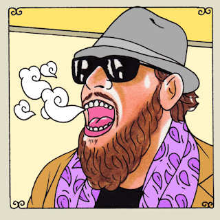 Nicholas David at Daytrotter Studio on Aug 31, 2015