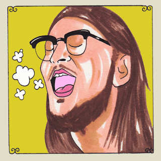 The Wooden Sky at Daytrotter Studio on Sep 7, 2015