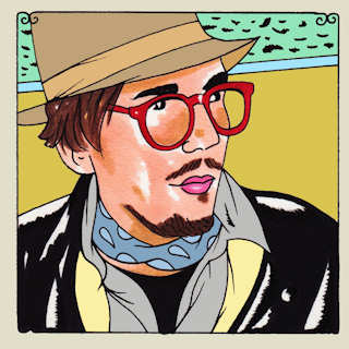 Justin Townes Earle at Daytrotter Studio on Sep 8, 2015