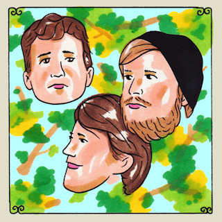 Cold Weather Company at Daytrotter Studio on Sep 10, 2015